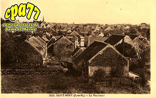 St Méry - Le Panorama