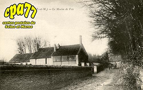 St Méry - Le Moulin de Voie