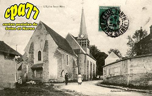 St Méry - L'Eglise