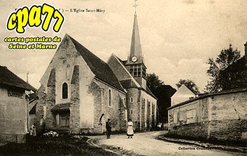 St Méry - L'Eglise Saint-Méry