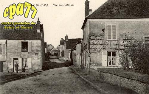 St Méry - Rue des Gâtinais
