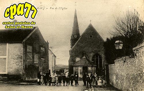 St Méry - Rue de l'Eglise