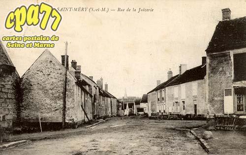 St Méry - Rue de la Juiverie