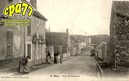 St Méry - Rue du Gatinais