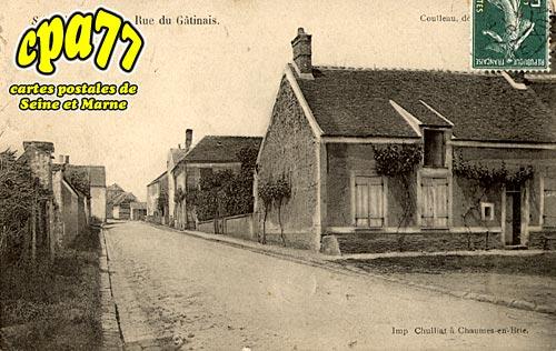 St Méry - Rue des Gatinais