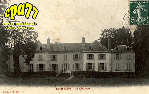 St Méry - Le Château