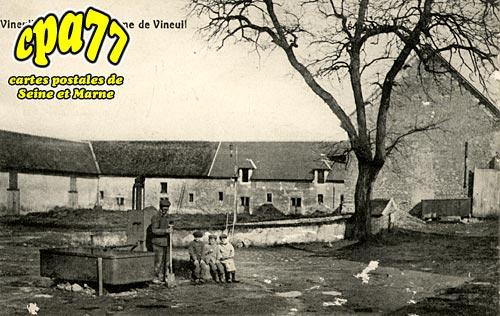 St Mesmes - Vineuil - La Ferme