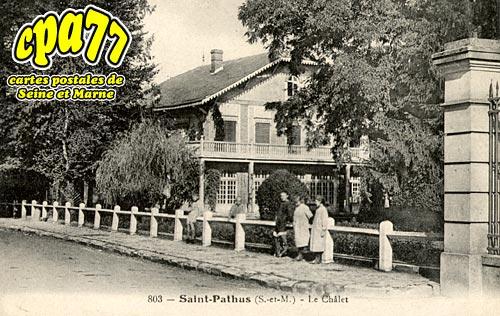 St Pathus - Le Châlet
