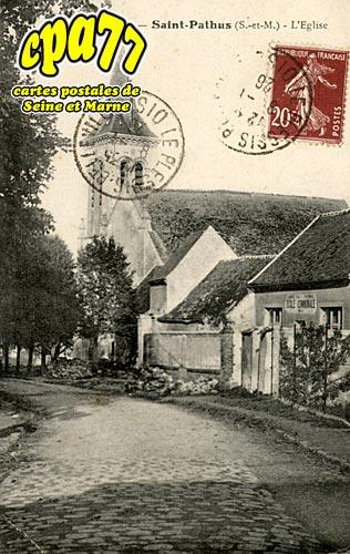 St Pathus - L'Eglise