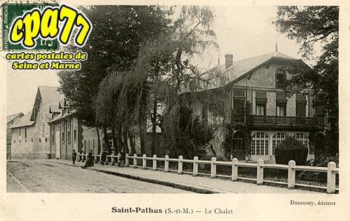 St Pathus - Le Chalet
