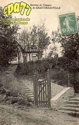 St Pierre Lès Nemours - Environs de Nemours - Le Pavillon de Chaintréauville