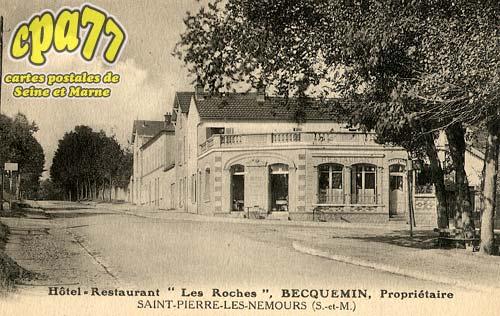St Pierre Lès Nemours - Hôtel-Restaurant