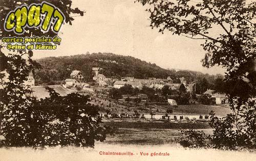St Pierre Lès Nemours - Vue générale