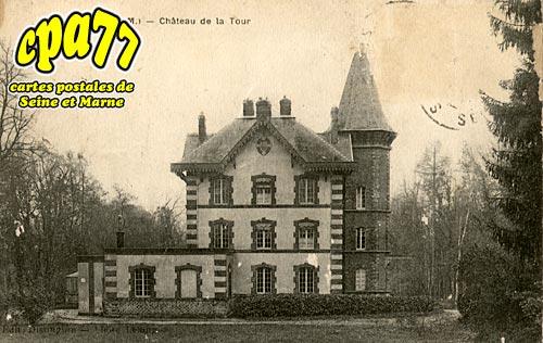 Saints - Château de la Tour