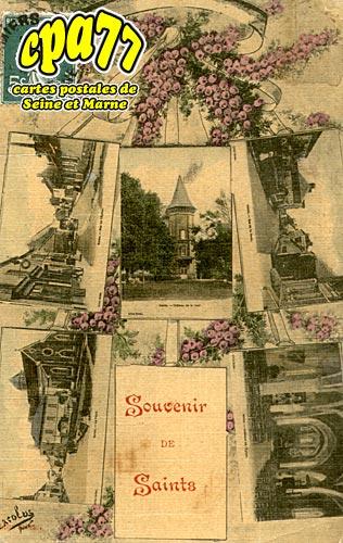 Saints - Souvenir de Saints