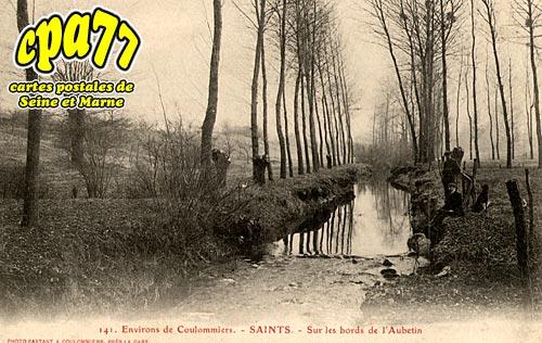 Saints - Sur les bords de l'Aubetin