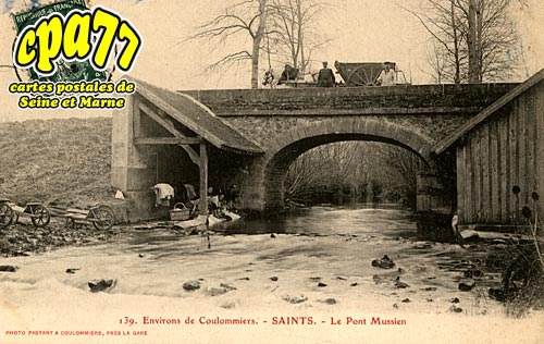 Saints - Le Pont Mussien