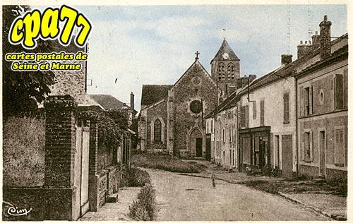 Saints - L'Eglise