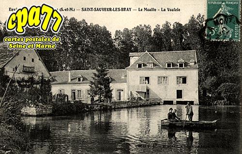 St Sauveur Lès Bray - Le Moulin - La Voulzie