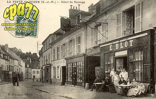 St Sauveur Lès Bray - Hôtel du Sauvage