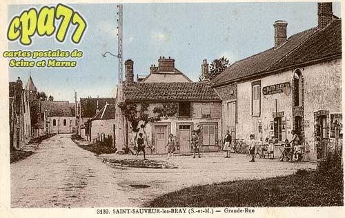 St Sauveur Lès Bray - Grande-Rue
