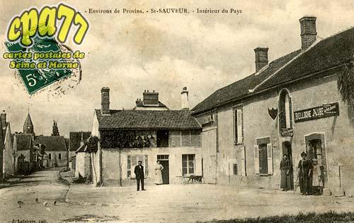St Sauveur Lès Bray - Environs de Provins - Intérieur du Pays