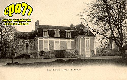 St Sauveur Lès Bray - Le Prieuré