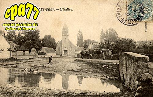 St Sauveur Lès Bray - L'Eglise