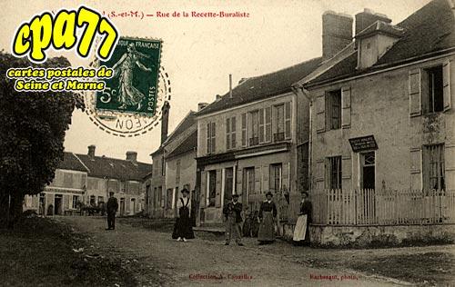 St Siméon - Rue de la Recette-Buraliste