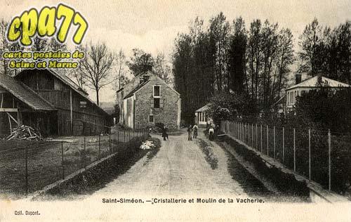 St Siméon - Cristallerie et Moulin de la Vacherie