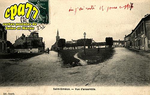 St Siméon - Vue d'ensemble