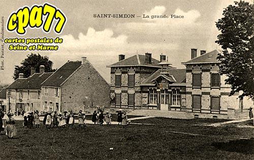 St Siméon - La Grande Place