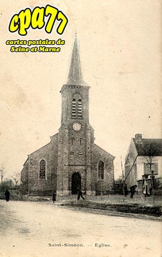 St Siméon - Eglise