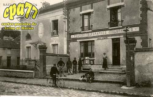 St Soupplets - La Poste