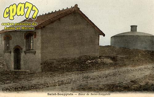 St Soupplets - Eaux de Saint-Soupplets