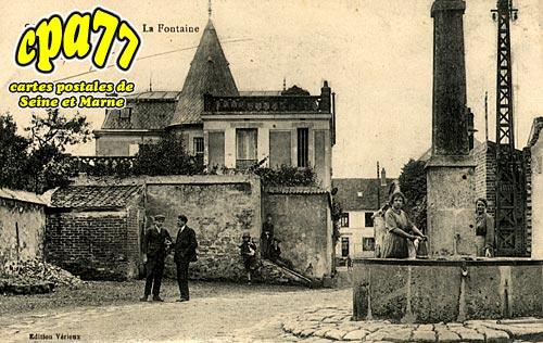 St Soupplets - La Fontaine