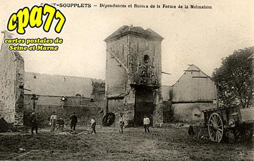 St Soupplets - Dépendances et Ruines de la Ferme de la Malmaison