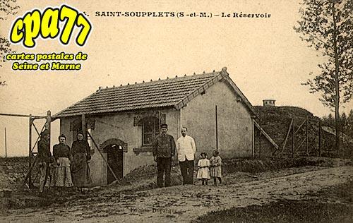 St Soupplets - Le Réservoir