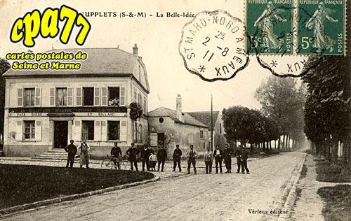 St Soupplets - La Belle-Idée (en l'état)