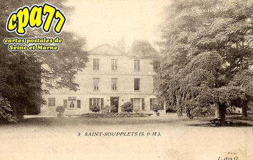 St Soupplets - Saint-Soupplets