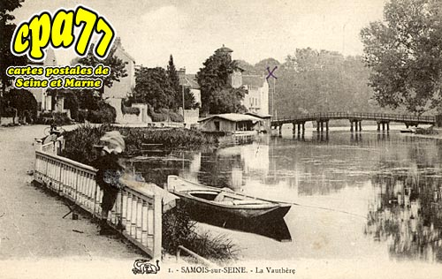 Samois Sur Seine - La Vauthère