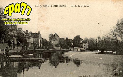 Samois Sur Seine - Bords de la Seine