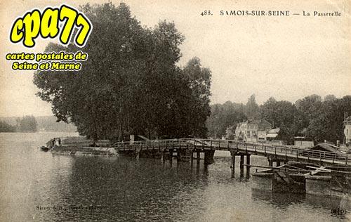 Samois Sur Seine - La Passerelle