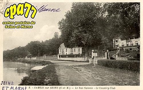 Samois Sur Seine - Le Bas-Samois - Le Country-Club