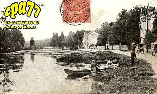 Samois Sur Seine - Le Bas-Samois