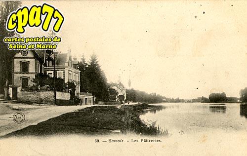 Samois Sur Seine - Les Plâtreries