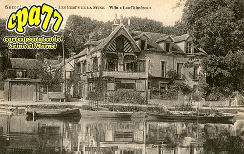 Samois Sur Seine - Les Bords de la Seine - Villa