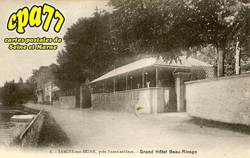 Samois Sur Seine - Grand Hôtel Beau-Rivage