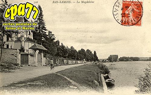 Samois Sur Seine - La Magdeleine