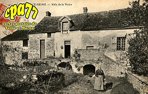 Samois Sur Seine - Villa de la Voûte